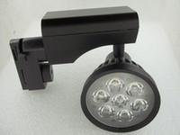 Wholesale top kind W LED Track Lighting LED Clothing Spotlight led track light