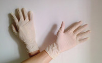 latex gloves free powder - Factory direct sale inches disposable powder free glaze latex gloves electronics factory dedicated antistatic