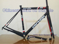 Wholesale 2013 R5 carbon road bike frame seatpost fork cycling frame Bicycle Parts Accessories
