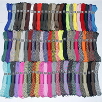 Wholesale New Paracord Paracord Parachute Cord Lanyard Rope Mil Spec Type III Strand FT