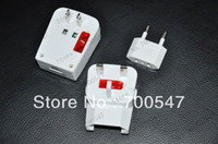 Wholesale SVC229 World Travel U Universal US EU UK AU Charger Adapters USB Port Interface Converter Plug Socket Multi function