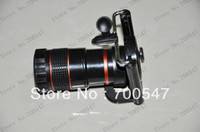 Wholesale SVC230 High Quality Universal Holder X Telescope Telephoto Optical Zoom Lens For All Mobile Cell Phone Camera
