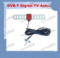 Wholesale LLFA1230 Digital TV Active Antenna Mobile Car Digital DVB T Aerial with a Amplifier Booster