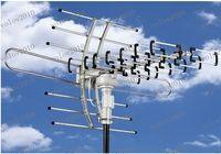 antenna tv outdoor remote - LLFA1233 Remote Control HDTV Outdoor Antenna UHF VHF FM Degree Rotation