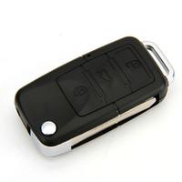 Wholesale style Mini DV hidden DVR Car Key spy Camera fps Motion Detection