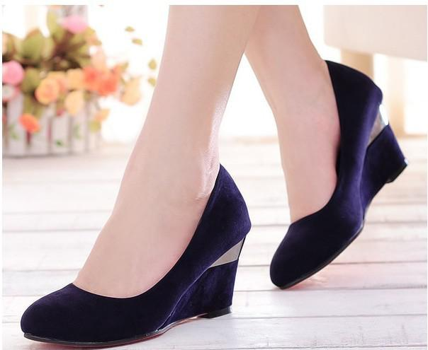 Plus Size Pumps Plus Size Womens Wedge Shoes