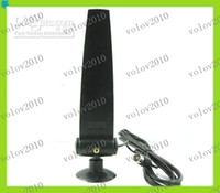 Wholesale LLFA1236 dBi Digital DVB T TV HDTV Antenna Aerial TV plug