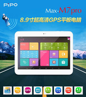 четырехъядерный процессор RK3188 Pipo M7 Pro M7pro Встроенный 3G / Wi-Fi версии 8,9-дюймовый планшетный ПК 2GB 16GB 2.0MP 5.0MP двойная камера Bluetooth 4.0 GPS 3шт