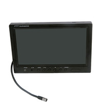 Wholesale 9 quot TFT LCD Color Monitor Rear View Backup CCD Camera System Car Truck Auto RV K236