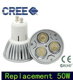 10pcs high quality MR16 GU10 E27 3x1W 3W Cool white Warm white light Led spotlight bulb Led lamp DC 12V free ship