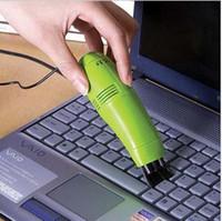 Wholesale Vacuum cleaner MINI USB Vacuum Keyboard Cleaner for PC Laptop Computer vacuum keyboard cleanner