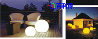 Wholesale Waterproof Colorful Ball Rechargeable led ball CM RGB LED Ball home garden decor