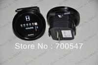 go cart - SVC249 New High Quality Round quot Analog Hour Meter Gauge V Volt Car Truck Go Golf Cart Jeep