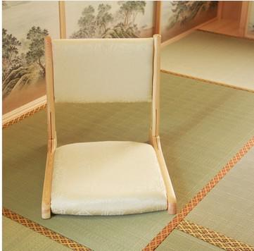 2pcs / lot japanische Zaisu Chair Design Folddable Beine ...