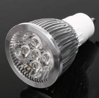 Wholesale GU10 X1W W LM High Power LED Light LED Spotlight LED Bulb Lamp Warm Pure Cool White