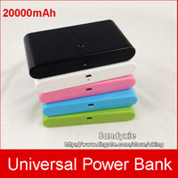 60pcs Big Steamed Bun 20000mah Power Bank Universal External...