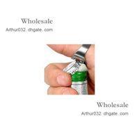 Wholesale Wholesal Price Stainless Steel Finger Ring Rings Beer Bottle Opener Can Open Tin Opener for Students Men Women Kitchen Dining Bar