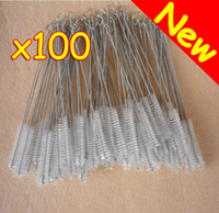 Wholesale Hot Sale Straw Cleaning Brushes Round Pipe Cleaning Wire Brush