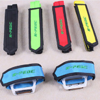 Wholesale Colorful Fixed Gear Bikes Street Bike Bicycle Pedal Straps Nylon Durable Leggings Pedal Cover