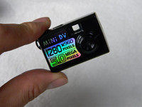 Wholesale Worlds Smallest HD Digital Video Camera Mini DV DVR x960 Black