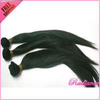 Cheap Brazilian Hair brazilian virgin hair Best Straight 1b straight hair weaves