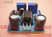 adjustable frequency generator - NE555 pulse frequency dutyfactor adjustable module square wave rectangular wave signal generator