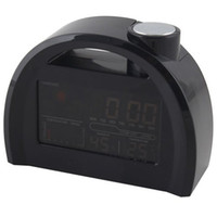 Mechanical   Digital Weather Temperature LED LCD Projection Snooze Station Calendar Clock #4