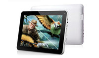 Wholesale Ultrathin quot Android Tablet PC Allwinner A13 GB MB DDR Multi Capacitive Touchscreen WIFI MID Tablet PC IRULU
