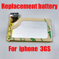 Wholesale 2014 Promotion Top Quality New Original Battery Replacement For iPhone GS DC844