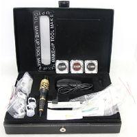 Wholesale Professional Permanent Makeup Kit Tattoo Eyebrow Lip Eyeline Machine