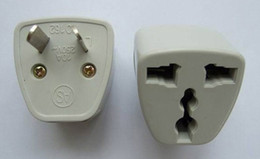 Universal AU US UK to AU AC Power Plug Travel Adapter Converter Charger Adaptor Socket 1000pcs  Lot Express free shipping