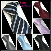 Wholesale New Arrival Silk Ties Formal Necktie Men tie Mixed Designs Pure Silk Man s Tie By DHL Top Quality Man s Ties Cravat