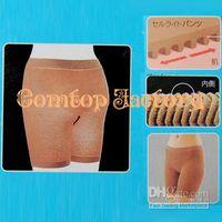Women cellulite pants - Fedex Slimming Cool Body Shaper Hip Hang Anti Cellulite Pants Cellulite Pants Siz Mix