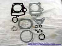 Wholesale Repair Gaskets sets for cc Horizontal Engine Dirt bike ATV Parts