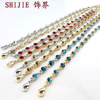 Wholesale 2013 new multicolor anklet