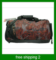 Wholesale Drum bag cylinder bag shoulder bag messenger bag travel bag basketball bag gym sports bag bags