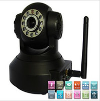 Wholesale Wireless Megapixel P IR Network Dome Camera with PTZ