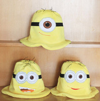 New Arrival Despicable Me Plush Hat Minions Hat Jorge Cospla...