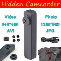 button camera - Black Button Camera Hidden Pinhole Camera Mini DV DVR Recorder GB Camcorder