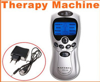 Wholesale Acupuncture Full Body Electronic Massager Digital Lcd Therapy Good quality
