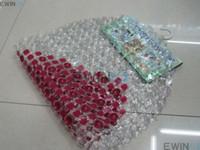 Wholesale Anti slip Bath Pads Set Of High Quality PVC Environmental Protection Round Dot Heart Oval Shaped Mat Bath Mat