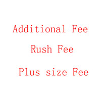 Wholesale Plus Size Fee Rush Fee Addentional Fee Extra Fee