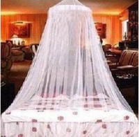Wholesale Sample Order Bed Canopy Netting Curtain Dome Fly Mosquito Midges Insect Stopping Net Outdoor L153