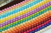 Wholesale 2013 mm strings set Natural Amazonite Jade Loose Beads Semi precious Stones