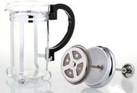 Wholesale filter pressure flower pot tea mocha maker Coffee Heaven Plunger cup ML