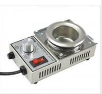 Paste bath pot - Solder Pot Soldering Desoldering Bath mm V Degree Max D