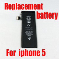 Wholesale Excellent Quality mah Replacement Built in Battery For iPhone G