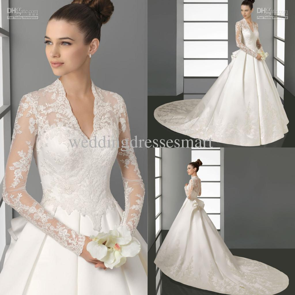 2013 y Illusion Sheer High Neck Ball Gown Wedding