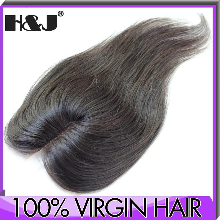 Human Hair Lace Front Closure Piece 15