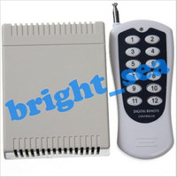 Wholesale Wireless Remote Control Switch Board amp Remote Control AK RK12S AK12 B